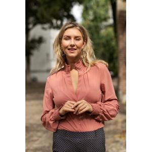 Studio Anneloes Fiene smoq blouse