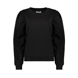 Sisterspoint Peva -Puff sweater zwart