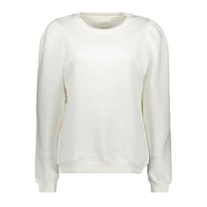 Sisterspoint Peva -Puff sweater offwhite