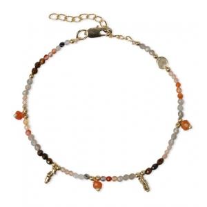 YAYA Bracelet with beads gold