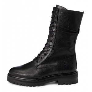 YAYA Lace boot black