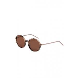 YAYA Round sunglasses soft pink