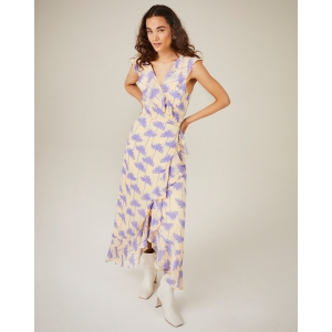 Freebird Olga palm dress