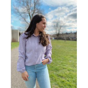Sisterspoint lavender blouse