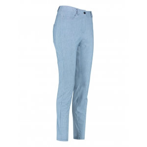 Studio Anneloes Five pocket denimlook trousers