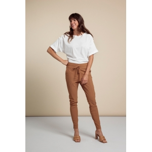 Studio Anneloes Downtown trousers caramel