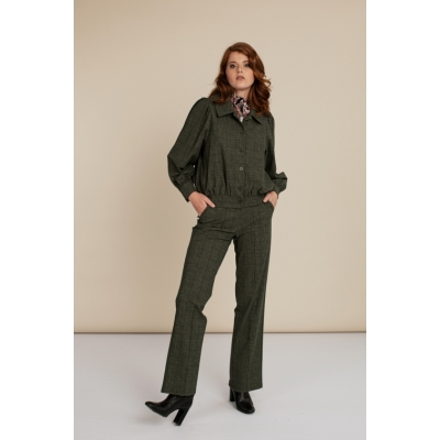 Studio Anneloes Rae check trousers